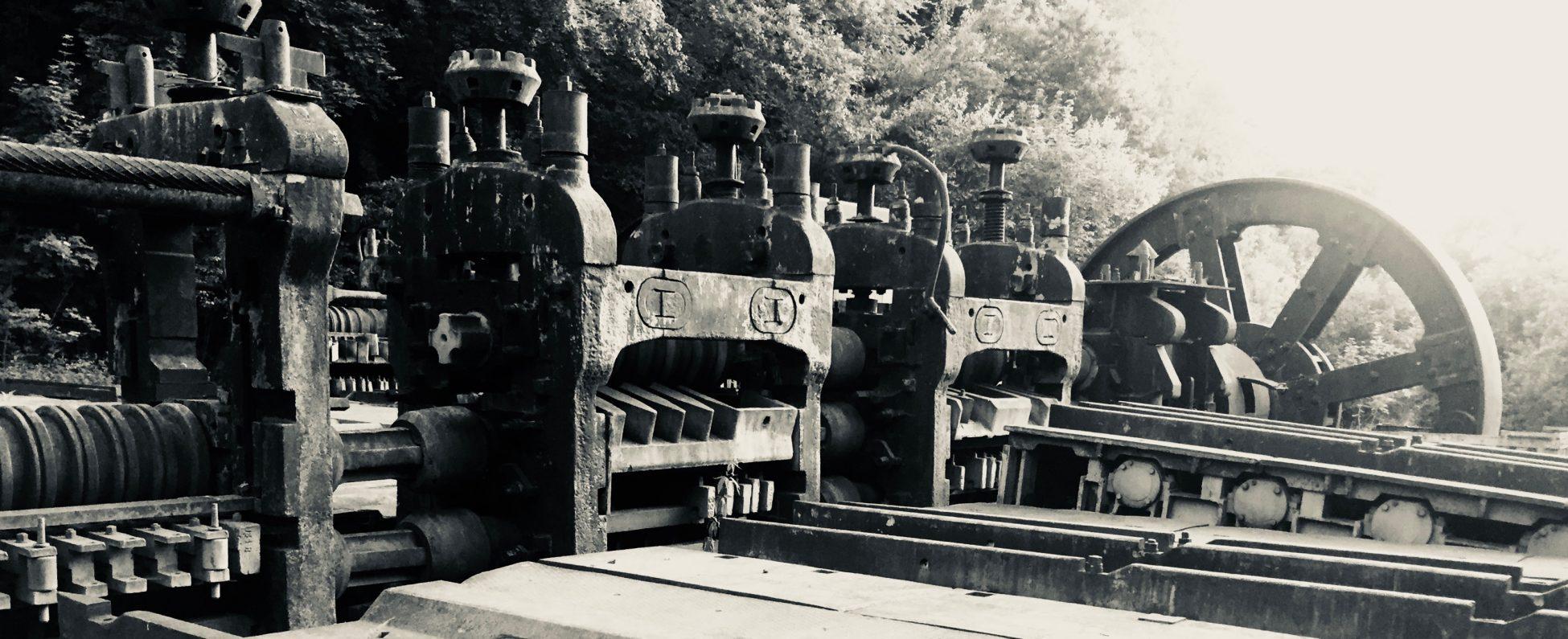 historische Eisenbahnfahrt